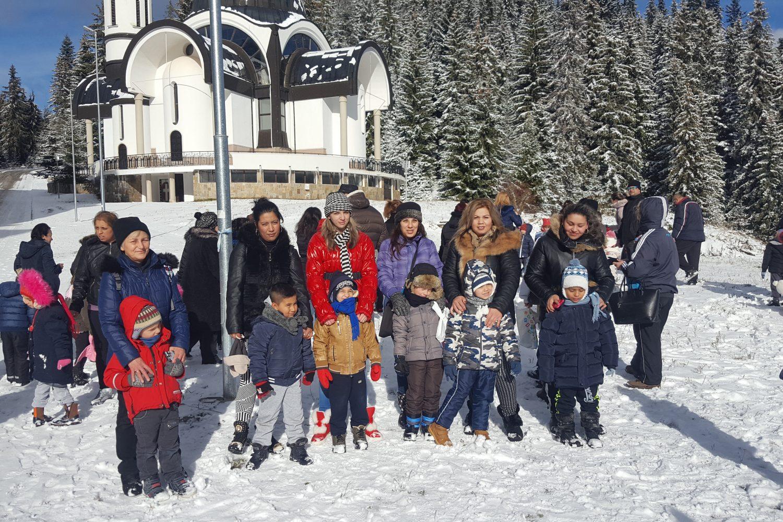 зелено училище в хотел Снежанка