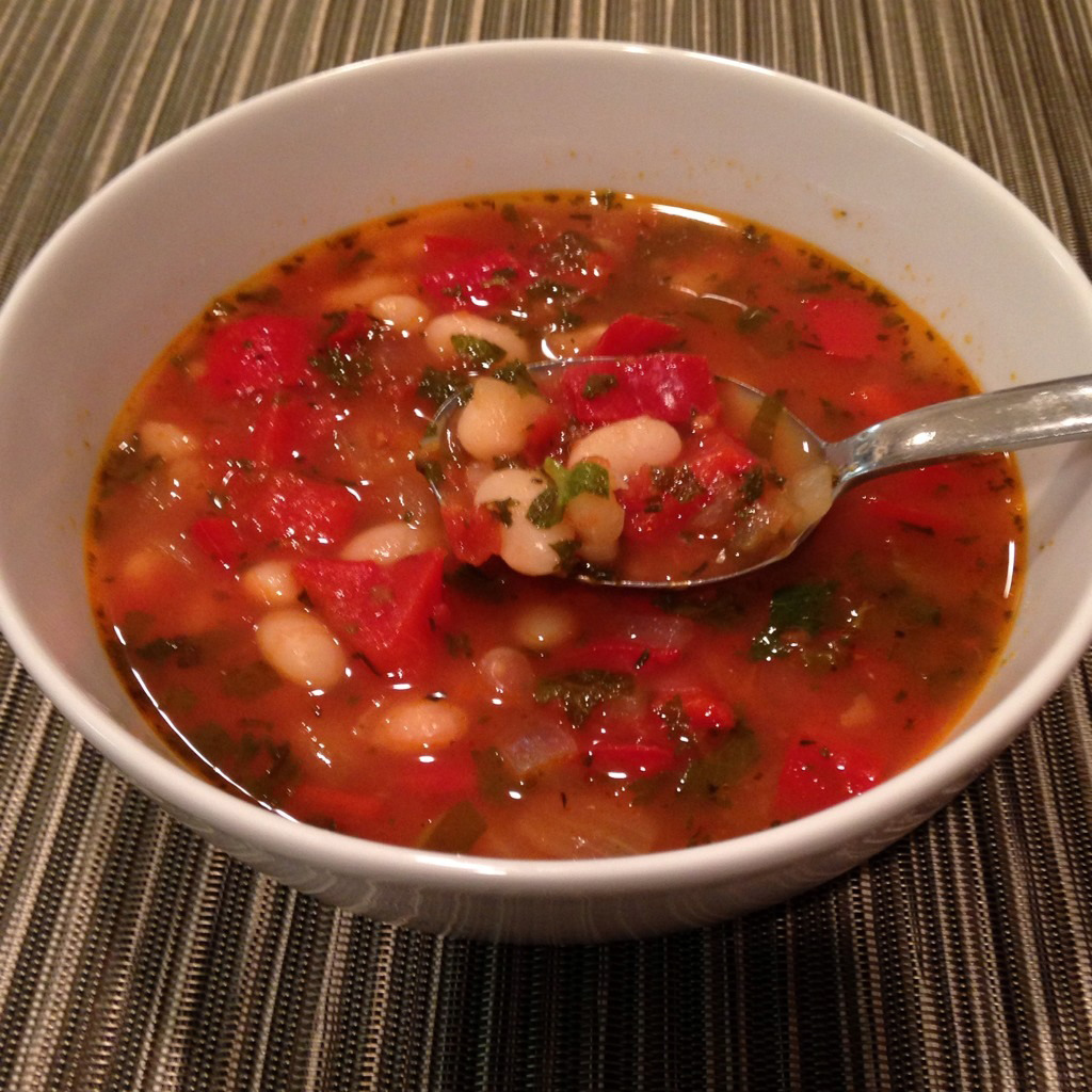 Bulgarian bean soup recipe