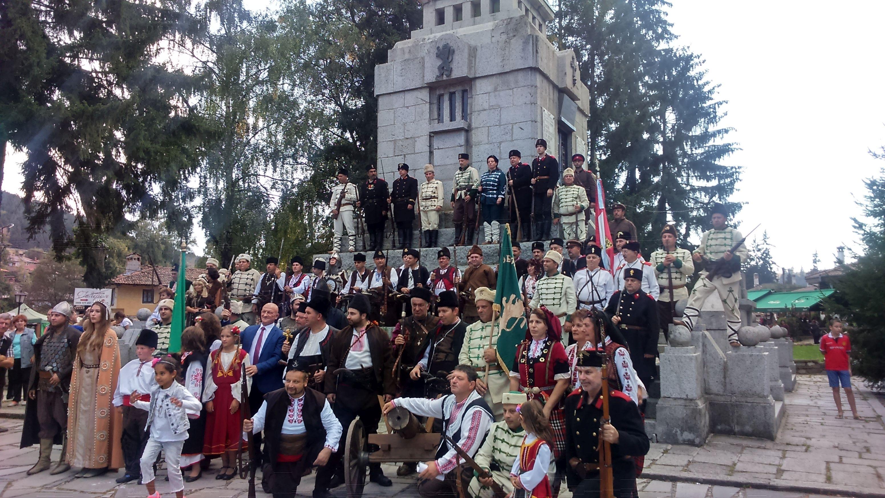 Koprivshtitsa historic town